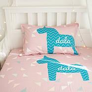 Комплект постельного белья Home Sweet Home (полуторный) , фото 3