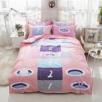 Комплект постельного белья Hopscoatch (полуторный)