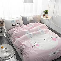Комплект постельного белья Bunny (полуторный) , фото 1
