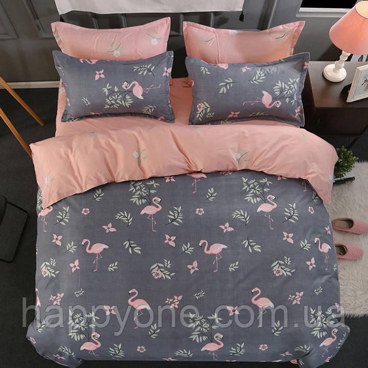 Комплект постельного белья Flamingo (полуторный)