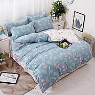 Комплект постільної білизни Flamingo Room (полуторний), фото 2