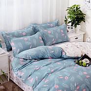 Комплект постільної білизни Flamingo Room (полуторний), фото 3