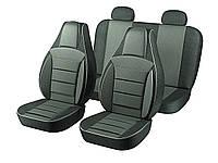 Автомобильные чехлы для авто для сидений Авто чехлы накидки майки Пилот Люкс на Chevrolet Aveo Шевроле Авео