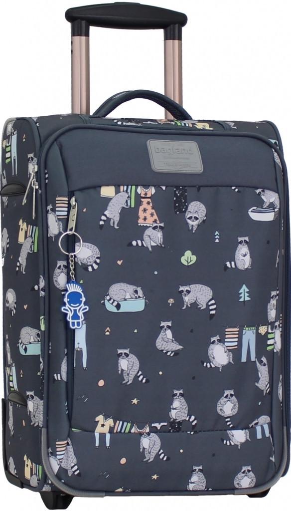 d63bbb25bf4b Отличный чемодан средних размеров 32 л Практичный дизайн Высокое качество  Купить в интернете Код: КДН4602