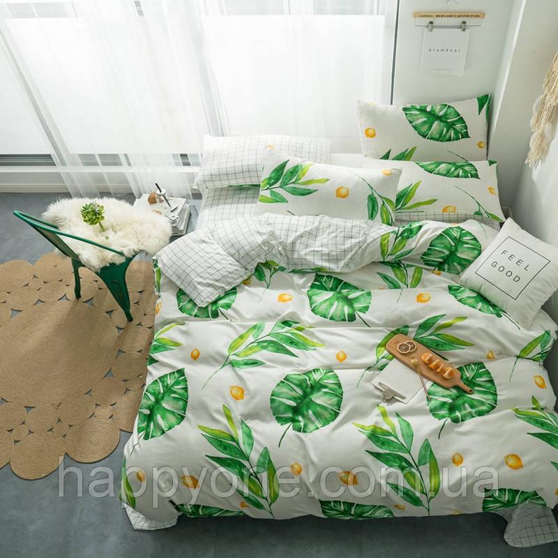 """Комплект постельного белья """"Листва"""" (полуторный)"""