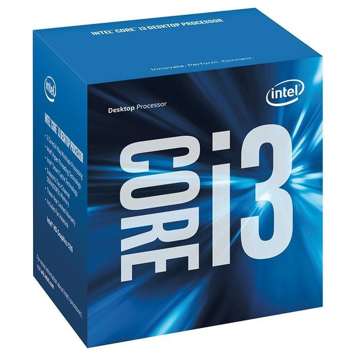 Процессор Intel Core i3-7100 3.9GHz/8GT/s/3MB (BX80677I37100) s1151 BOX
