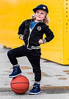 Черные спортивные брюки Birgi, Размер термобелья 110