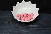 Яйца розово-кораловые пенопласт 20 шт, фото 1