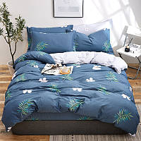 Комплект постельного белья Тропический цветок (полуторный)