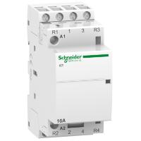 Модульный контактор 16A 2NO 2NC Schneider Electric (A9C22818), фото 1