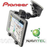 АВТОПЛАНШЕТ-навигатор-видеорегистратор Pioneer DVR700PI 3G + Автокомплект : держатель +Авто зарядное+ Карты
