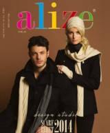 Журналы Журнал Ализе (16-),(),Alize (Ализе)(Турция),(гр),(м)