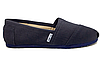 Женские TOMS Dark Navy Canvas Women's Classics