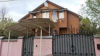 Дом в коттеджном городке Петропавловская Борщаговка
