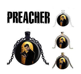 Кулон Preacher с Джесси Кастером