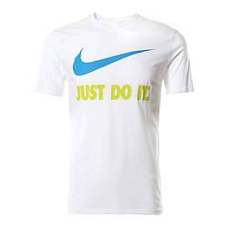 Футболка мужская Nike / FTB-168 (Реплика)