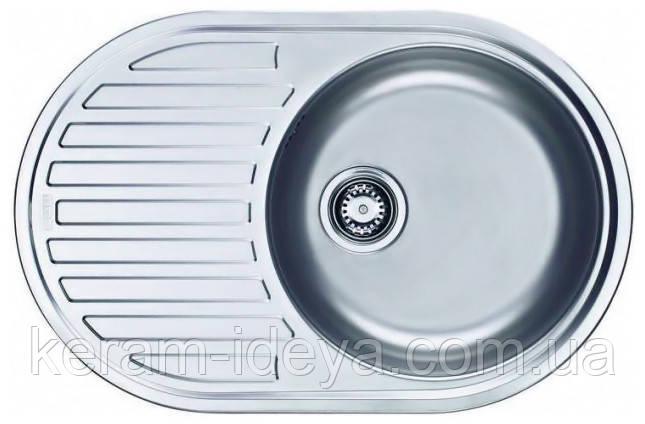 Кухонная мойка Franke Pamira PML 611i 101.0255.793 декор