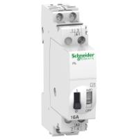 Импульсное реле iTL 16A 2NO 12В Schneider Electric (A9C30012), фото 1