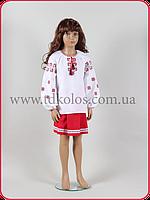 """Детская вышиванка для девочки """"Дарыночка"""", фото 1"""