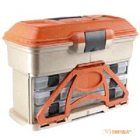Ящик-станция для рыболовных принадлежностей Flambeau (T3) (100219)