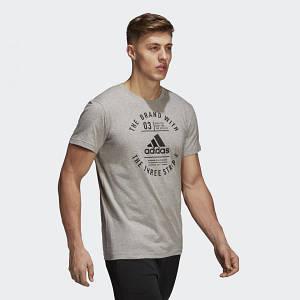 Мужские футболки адидас