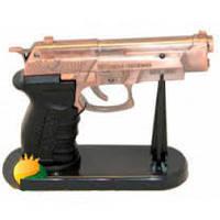 Зажигалка Пистолет 4521 , оригинальный подарок , зажигалка-пистолет , необычные подарки