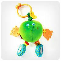 Подвеска «Волшебное зеленое яблочко»