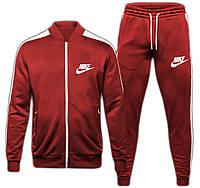 Спортивный костюм Nike (Premium-class) красный
