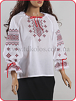 """Вышитая сорочка для девочки """"Маричка"""", фото 1"""