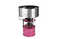 Аппарат для сахарной ваты газовый VataPlus розовый, фото 1