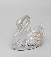 """Подставка для колец """"Белый лебедь"""" SM-133"""