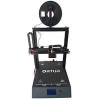 3д принтер Ortur-4 усиленная конструкция, высокая точность печати