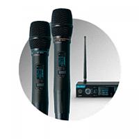 Беспроводная микрофонная система SE 200D