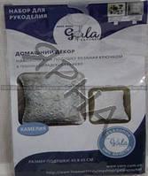 Аксессуары Подушка Камелия (1305-черный),(),Gala(Украина),(гр),(м)
