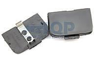 Заглушка бампера пер., Заглушка буксировочного крюка  51117044125, BMW 3 (E46) (БМВ 3)