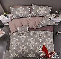Полуторный комплект постельного белья с компаньоном R32172