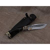 Туристический нож  ручной работы «Пират-2», 40Х13