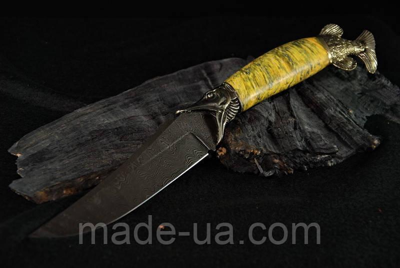 fc48115785c8 Нож рыбацкий ручной работы