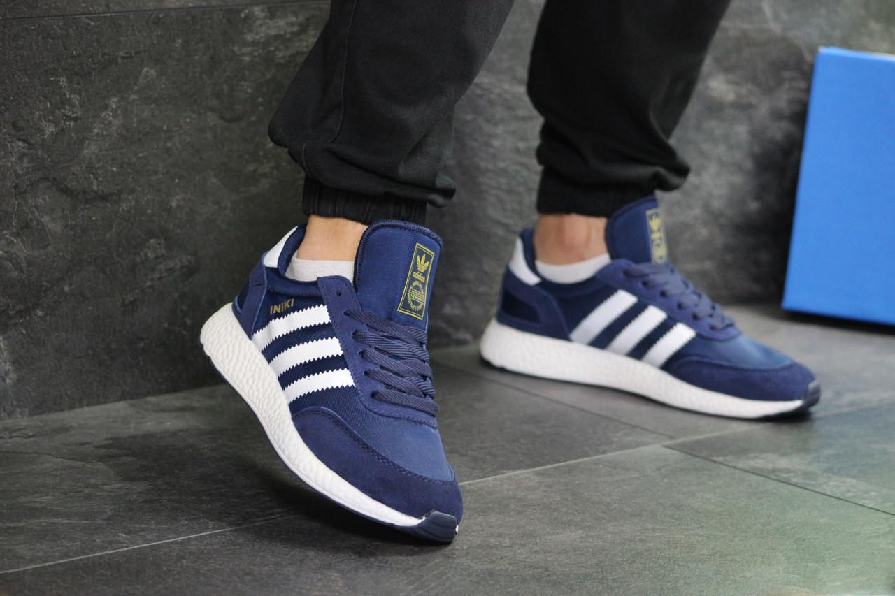 208af832 Мужские кроссовки в стиле Adidas Iniki, синие , цена 1 210 грн ...