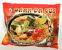 Рисовая лапша быстрого приготовления (краб) Vifon Banh Da Cua 60г (Вьетнам)