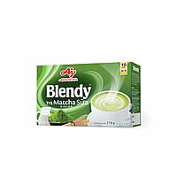 Матча чай с молоком в стиках Ajinomoto Blandy Tra Matcha 170g (Вьетнам-Япония)