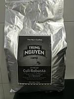 Вьетнамский натуральный Кофе в зернах Trung Nguyen Culi Robusta 5кг (Вьетнам)