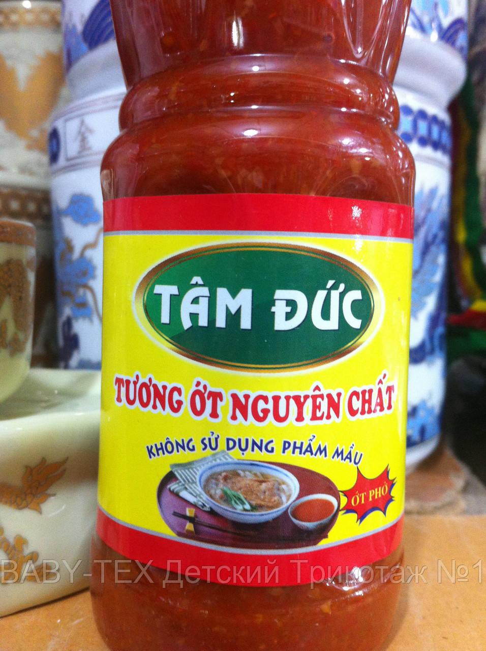 Соус Чили со специями Tam Duc 250 ml. (Вьетнам)