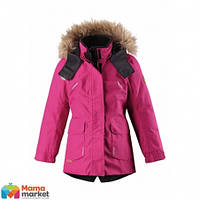 Куртка-парка зимняя для девочки Reima Sisarus 531376, цвет 3600