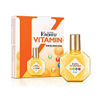 Глазные капли V.Rohto Vitamin 12ml (Вьетнам)