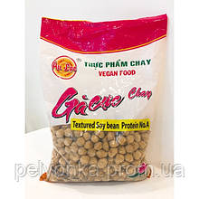 Соевое мясо (Курица) премиум качества Ga Cuc Chay Au Lac Vegan Food 100г (Вьетнам)