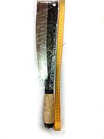 Нож мачете разделочный Кухонный большой KHANH , длинна лезвия 29см (Вьетнам)