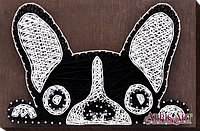 Набор стринг-арт Французский бульдог