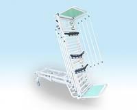 Кровати c функцией вертикализации PLX