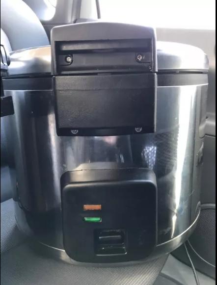 Рисоварка электрическая Hendi 5.4 л